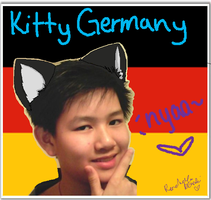 Kitty Germany by Gaarakun445