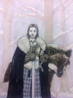 Game Of Thrones Commission by MattFranklin