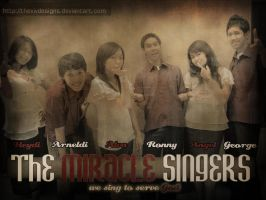 The Miracle Singers by theXIVdesigns