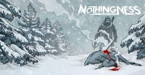 Nothingness - No Happy Ending - Album Cover by scumbugg