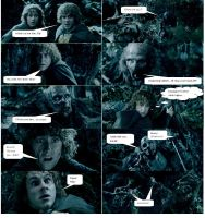 Lord of the Rings Comic 18 by ashantiwolfrider