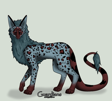 xWanzerx : Roza by GuardianAdoptables