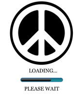 Peace _Loading..._ Please Wait by TheDoors1
