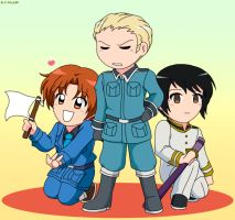 Hetalia- Axis Powers by K-Shinju88