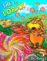 The Lorax ebook cover Version 3 by RizoRex