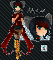 Adoptable (CLOSED) - Red by Lai-Tut