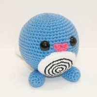 Poliwag by Heartstringcrochet