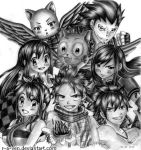 Fairy Tail by r-a-ven