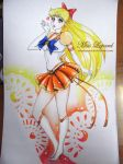 Eternal Sailor Venus by misslepard
