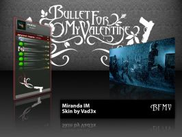 Bullet For My Valentine by vad3x