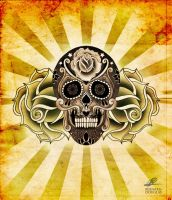 Sugar Skull_Flash by Bern-Z