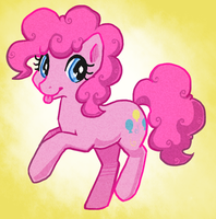 Pinkie Pie by LaLucca