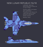 New Lunar Republic FA 18 Hornet by lonewolf3878