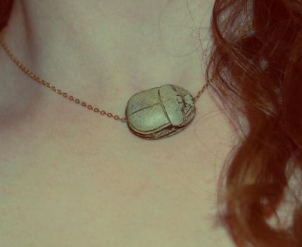 Scarab by lilyjosephine