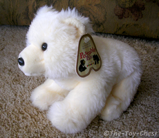 Aurora World Polar Bear Plush by The-Toy-Chest