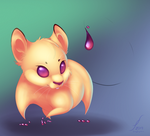 InkRat - Concept in Progress by FunnyFany