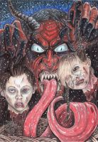 Children of Krampus by TheDaveL