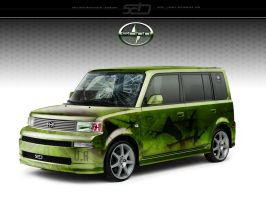Scion XB by xod03