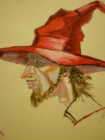 rincewind painted by Mroobalooba