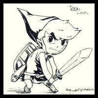 Toon Link by User-404