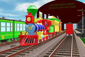 The Railways of Crotoonia: Johnny Promo by derpadederp1999