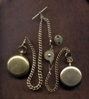 Steampunk Extension Fob set by DonSimpson