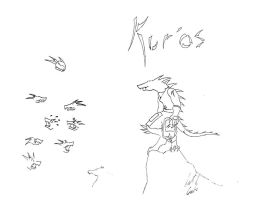 Kur'os, reference - emoticons by Kurocyn