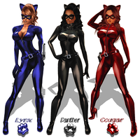 imvuART: The P.A.W.S. Meow Team :3 Concept by Krypto4CatSuits