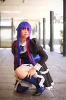 Anarchy Stocking by Lushors
