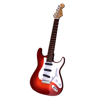 Stratocaster final by DrAnkud
