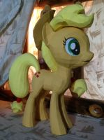 MLP Applejack Papercraft by Meercat122