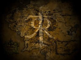 Middle Earth Wallpaper 2 by JohnnySlowhand