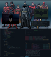 Dark Knight Year One FreeBSD by pkmurugan