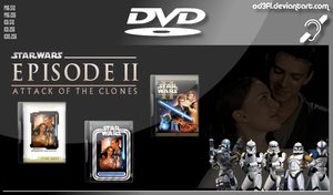 DVD - 2002 - Star Wars Episode 2 Attack Of The Clo by od3f1