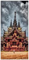 Temple of Truth by Drchristophers