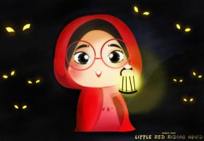 Little Red Riding Hood by suraya26
