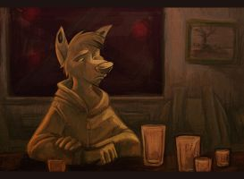 Drinking for 11 by doingwell