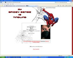 Spiderman VF Layout Screenshot by BioVenomImagery