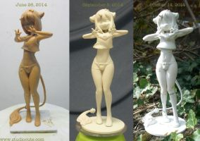 Rio Sculpt Comparison Final by StudioCute