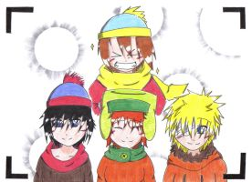 South Park- Best Friends Photo by Beny-Girl