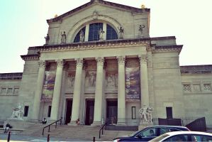 Art museum St. Louis by MakyPospi