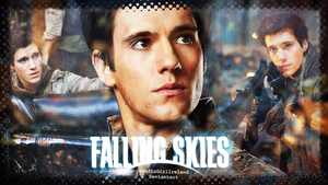 Falling Skies-HAL by GrafixGirlIreland