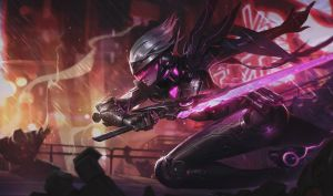 League Of Legends PROJECT: Fiora Wallpaper by Strikers-Sergio-F
