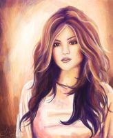 Lucy Hale - Aria Montgomery. by artissx