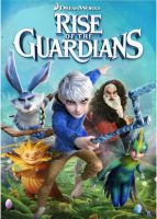 Rise of the Guardians Official DVD Cover by Cool-And-Creative