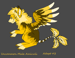 Uncommon Amiculi Male Auction .: CLOSED :. by Splat-Attack