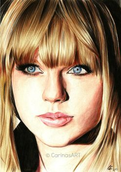 Taylor Swift - Sweeter Than Fiction by BlueWelli