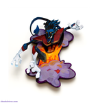 Nightcrawler Cut-Out by WonderDookie