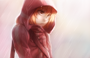 Rainy days by Aishishi