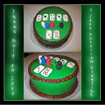 Texas Hold'em Cake by Tizette-Creations